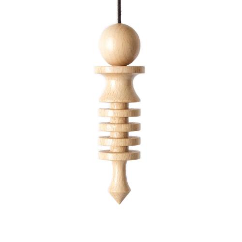 Isis Large Hardwood Pendulum