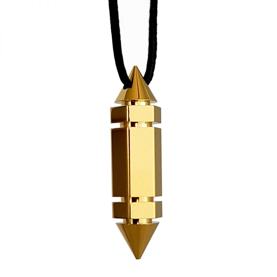 Atlantis Gold Pendant