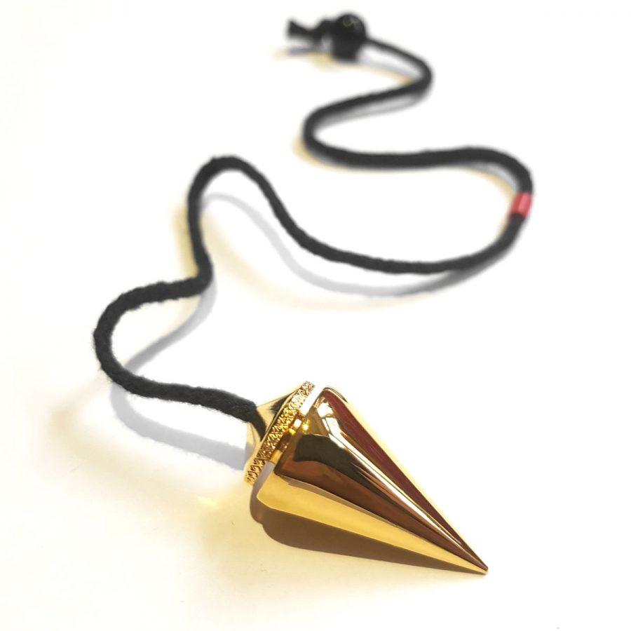 Conical Pendulum Gold