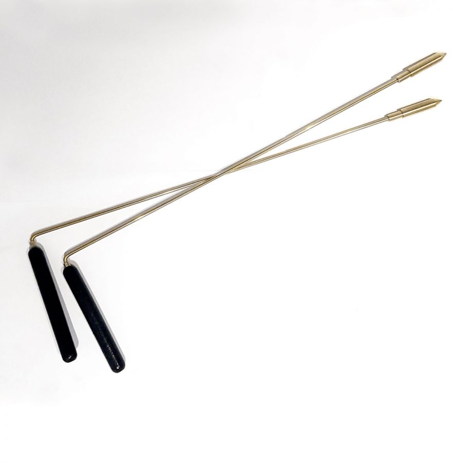 Dowsing Rods L Shape